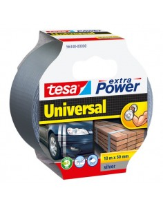 Nastro Extra Power Tesa - Extra Power Universal - Grigio - 10 M X 50 mm - 56348-00000-06