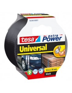 Nastro Extra Power Tesa - Extra Power Universal - Nero - 10 M X 50 mm - 56348-00001-05