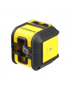Livella laser CUBIX raggio rosso Stanley - 12 m - STHT77498-1