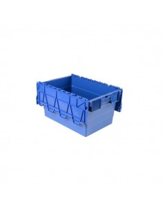 Contenitore per magazzino Viso - 60x40x30,5 cm - 40 kg - DSW5536GBW