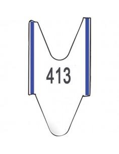 Rotoli tagliandi - blu - per kit eliminacode Printex TR/ROLL/BLU3 (conf.5)