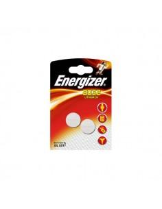 Pile Energizer Specialistiche - Litio - CR2032 - 3 V - E301021400/E301021401 (conf.2)