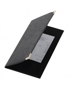 Portaconto Securit - 23,5x13 cm - nero - MC-CRBP-BL