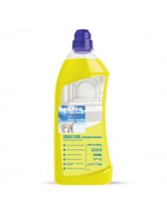 Detergente profumato per pavimenti Sanitec - 1000 ml - fiori d'arancio e bergamotto - 1433-S