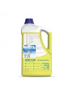 Detergente profumato per pavimenti Sanitec - 5 Kg - fiori d'arancio e bergamotto - 1435