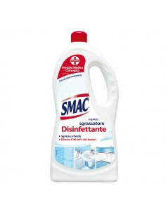 Detergente pavimenti limone Smac - 1 l - M77654/M74417