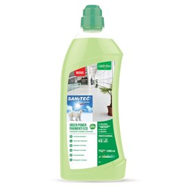Sapone per pavimenti Green power Sanitec - 1000 ml - 3109-S