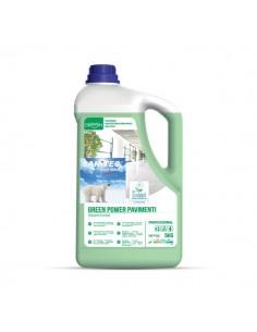 Detergente ecologico per pavimenti Sanitec - 5 Kg - 3105