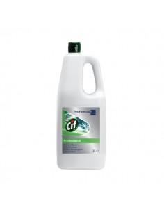 Cif gel con candeggina - 2 l - 7517896/100847164