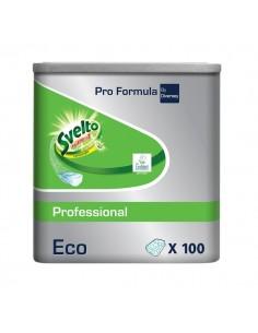 Detergente tutto in 1 per lavastoviglie - tab Svelto - 100904028 (conf.100)
