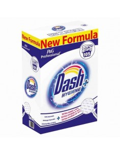 Polvere DASH Igiene - 8,2 Kg - 105 misurini - PG058