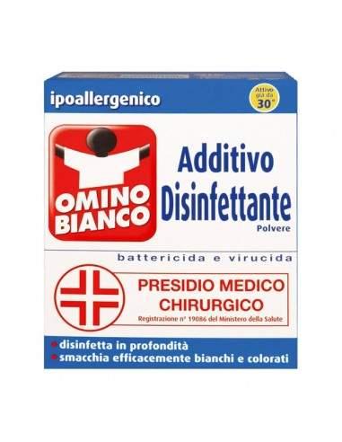 Additivo disinfettante lavatrice Ominobianco - 450 g - M91815/M91941