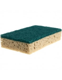 Spugne e pagliette abrasivi Vileda - Poliuretano - Verde - 14x9 cm - 101879 (conf.10)