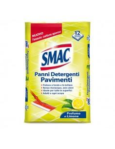 Panni per pavimenti e multiuso Smac - 12 panni - M74395 (conf.12)