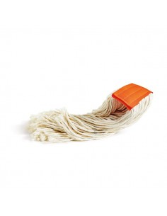 Mop per pavimenti Perfetto Factory - cotone - 40 cm - 400 gr - 0026H