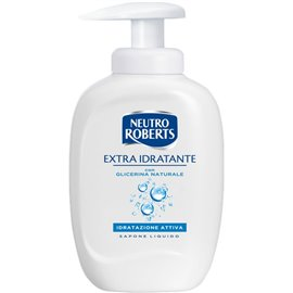 Sapone liquido Neutro Roberts - Extra Idratante - 300 ml - R906622 (conf.3)