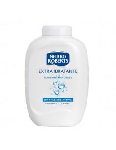 Ricarica Sapone liquido Neutro Roberts Extra Idratante - 300 ml - R905441 (conf.2)