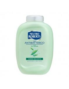 Ricarica Antibatterico per Sapone liquido Neutro Roberts - 300 ml - R906629 (conf.2)