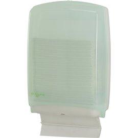 Dispenser ECO QTS - intercalati C o Z o V - 30,5x13,5x30 cm - 300 foglietti - E-FO/2FC- E-FO/2RC-S