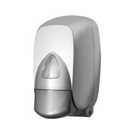 Dispenser per Sapone linea Chromantis QTS - 12,5x14x20 cm - 500 ml - IN- IN-SO2/R- IN-SO2/SR