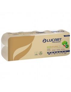 Carta Igienica Eco Natural Lucart - 180 - 2 - 811822 (conf.10)