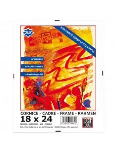 Cornici a giorno in crilex Koh-i-noor - 50x70 cm - DK5070C