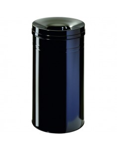 Cestino Autoestinguente Durable - nero - 68 cm - 375 mm - 3307-01