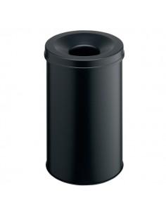 Cestino Autoestinguente Durable - 30 l - H 49,2 - Ø 31,5 cm - 3306-01