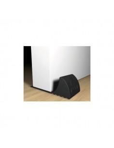 Fermaporta Alba - Nero - 80x30x h 20 cm - Nero - DOORPOP1