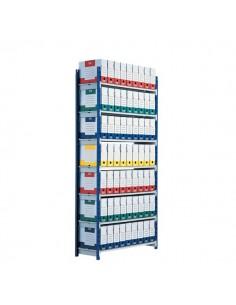 Confezione 5 ripriani per scaffalatura ad incastro RANG'ECO Paperflow - K605135