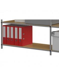 Scaffalatura ad incastro RANG'ECO SF Paperflow - 5 ripiani - K652237