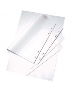 Blocchi lavagna confezionati singoli Nobo - bianco - 67x96 cm - 1901631