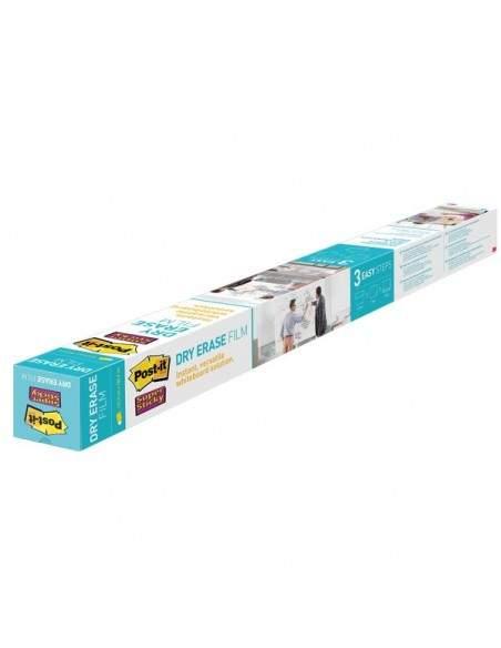 Lavagna cancellabile Post-it® Supersticky - rotolo - 182,9x121,9 cm - DEF6X4-EU
