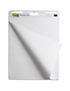 Post-it® Meeting Chart Post-It - bianco - 63,5x77,5 cm - 559 (conf.2)