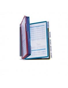 Leggio da parete Vario® Wall 10 Durable - A4 - assortiti - 5567-00