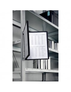 Vario® Magnet Wall 5 Durable - leggio - A4 - nero - 5914-01