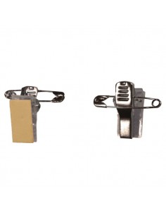 Accessori per Badgy Badgy - Clip adesive Badgy 22x12 mm - 1440001 (conf.100)