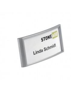 Portanome Classic Durable - Magnete - 7,4x3,4 cm - 8542-23 (Conf.10)