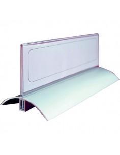 Portanome da tavolo Desk Presenter De Luxe Durable - 21x6,1 cm - 8202-19 (conf.2)