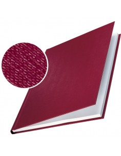 Copertine rigide Leitz - 71-105 fogli - rosso scarlatto - 73920028 (conf.10)