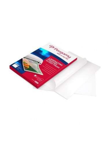 Pouches per plastificatrici Pergamy - 2x125 mic - A5 - 900135 (conf.100)