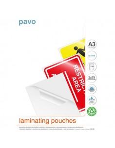 Pouches per plastificatrici - 75 micron per lato - A3 - 916698 (conf.100)