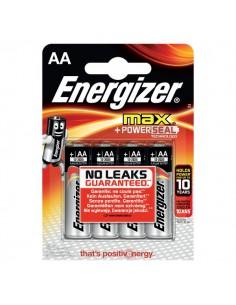 Energizer Alkaline Max AA x 4 - Stilo - E300112500/E300112503 (conf.4)