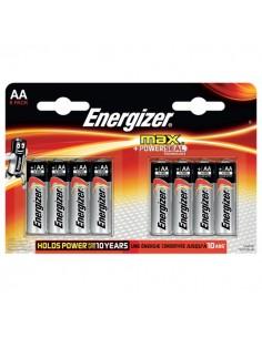 Energizer Alkaline Max AA x 8 - stilo - E300112400/E300112403 (conf.8)