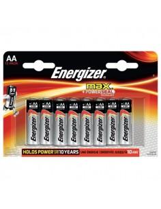 Energizer Alkaline Max AA x 12 - stilo - E300112600/E300112602 (conf.12)