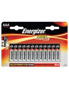 Energizer Alkaline Max AAA x 12 - ministilo - E300103700/E300103703 (conf.12)