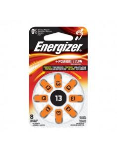 Pile acustiche Energizer - 13 - 1,4 V - E001082304/E301431600 (conf.8)