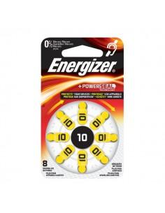 Pile acustiche Energizer - 10 - 1,4 V - E001082404/E301431700 (conf.8)