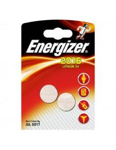 Pile Energizer Specialistiche - Litio - CR2016 - 3 V - E301021900/E301021901 (conf.2)