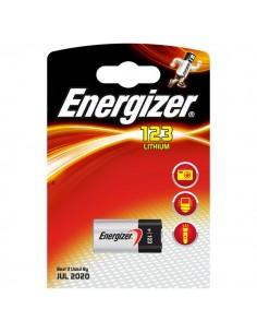 Pile Energizer Specialistiche - 123 - litio - E300687400/E300777601